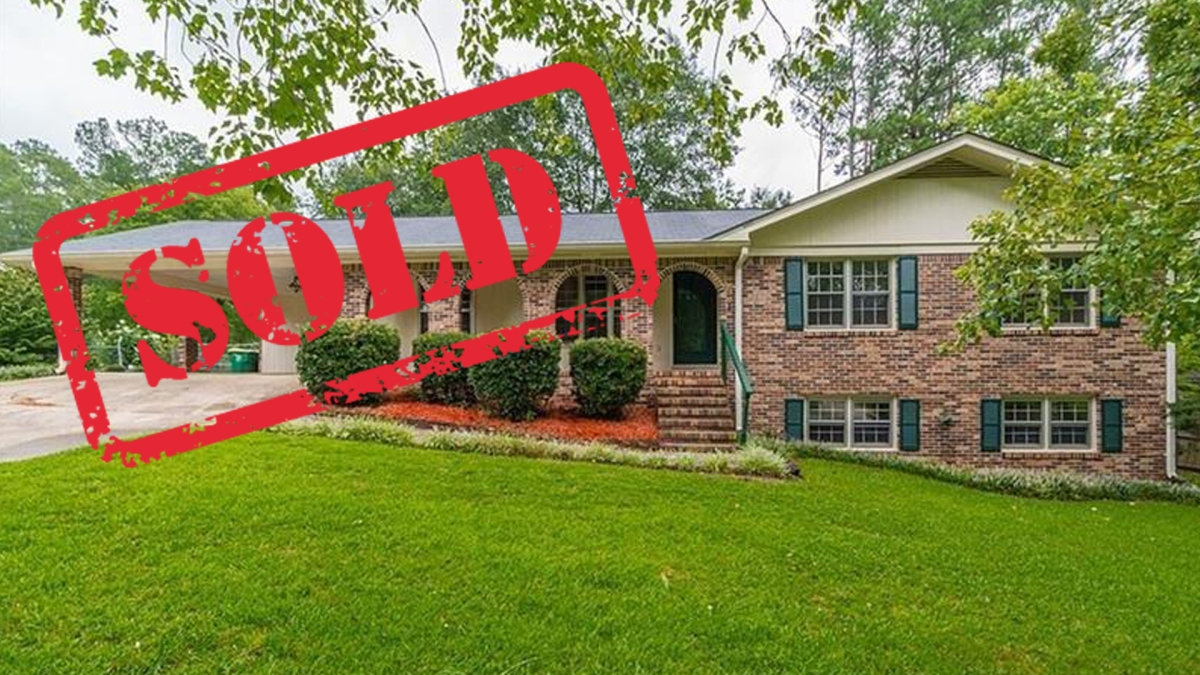 SOLD! 503 Valley View Dr Winder GA