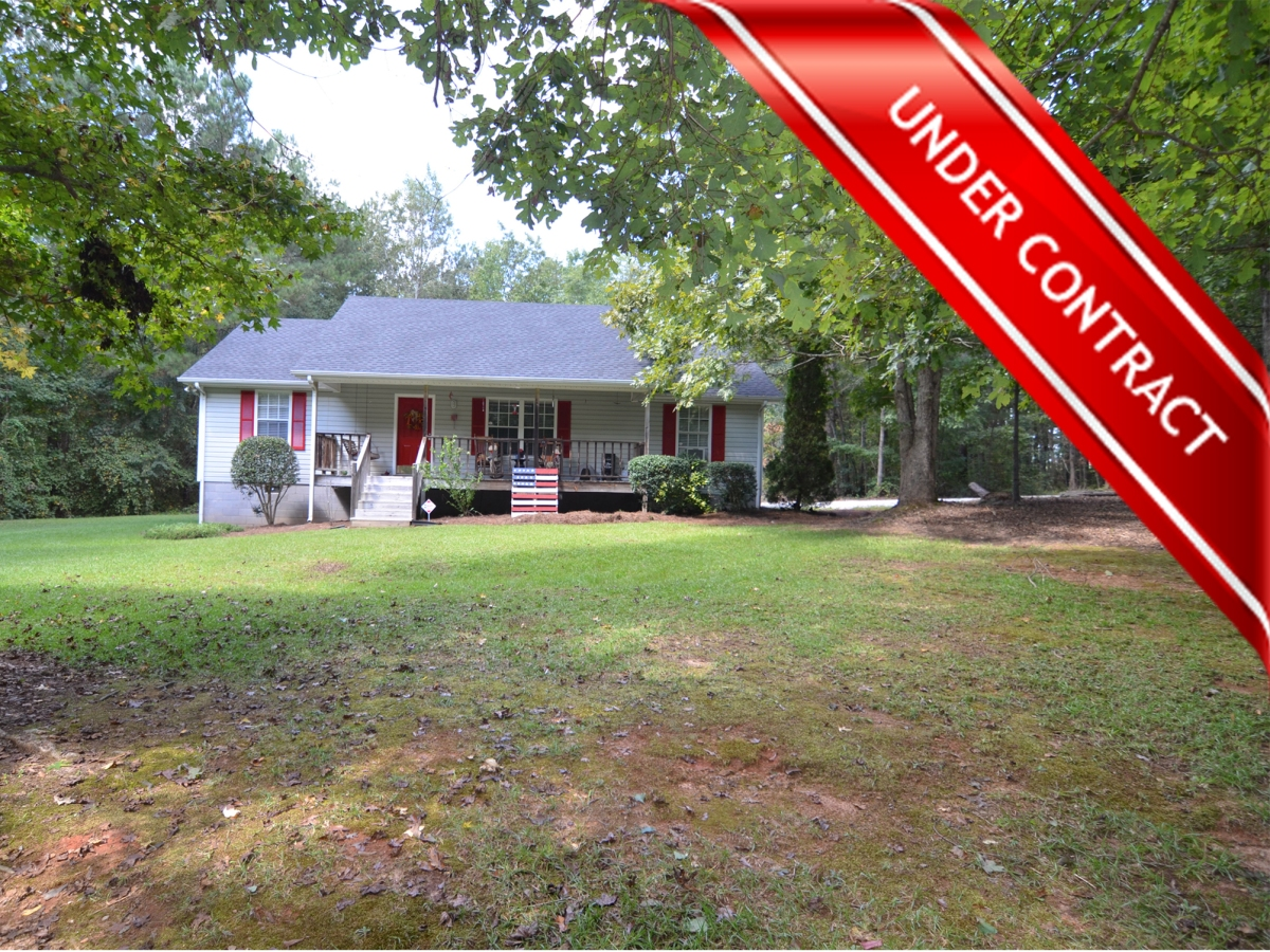 UNDER CONTRACT! 70 S Chaparral Ct Hull GA 30646