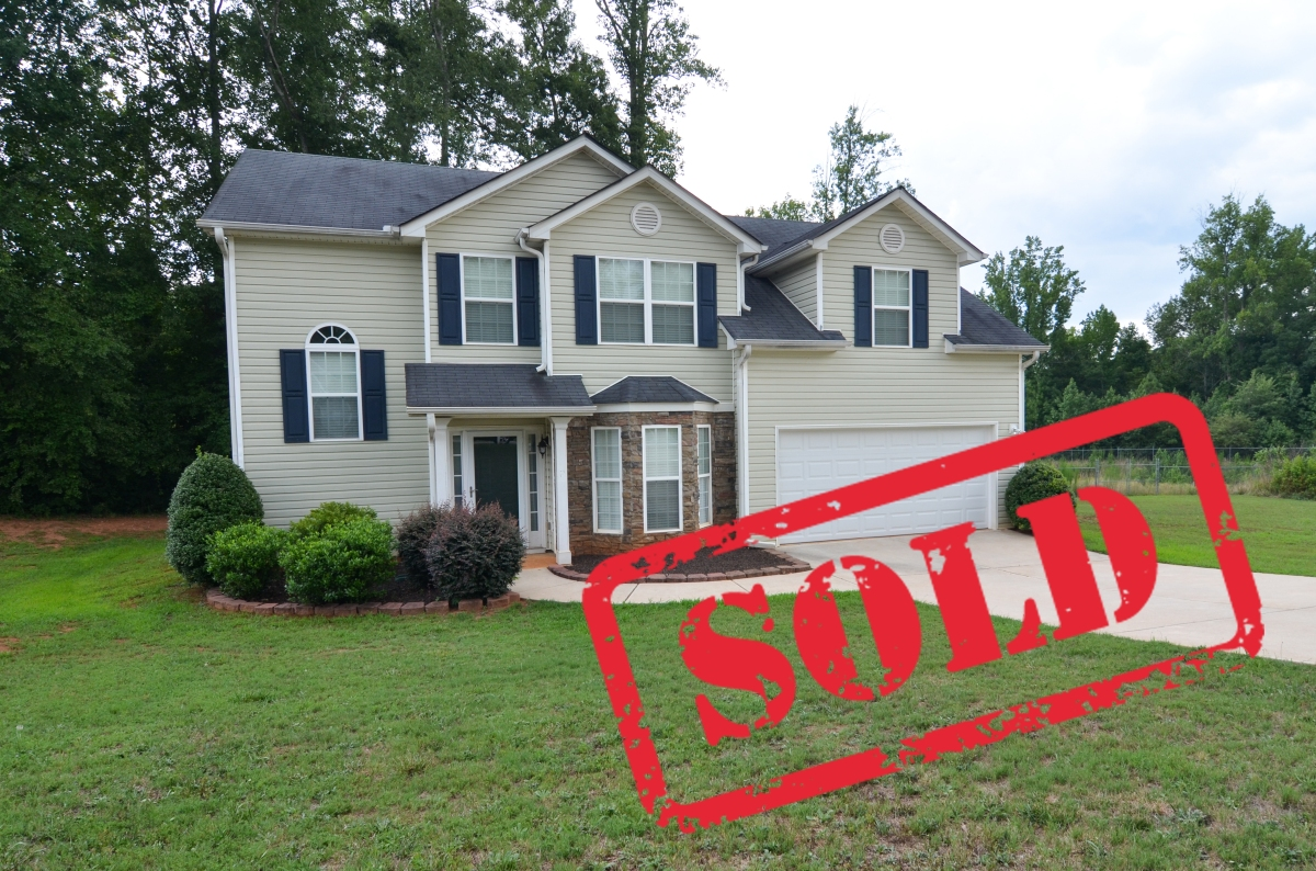 Just SOLD in Howards Mill Subdivision: 730 Moonlite Trce, Winder, GA