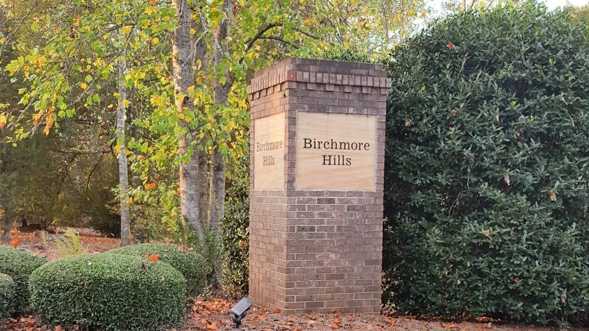 Birchmore Hills Oconee County GA Homes for Sale