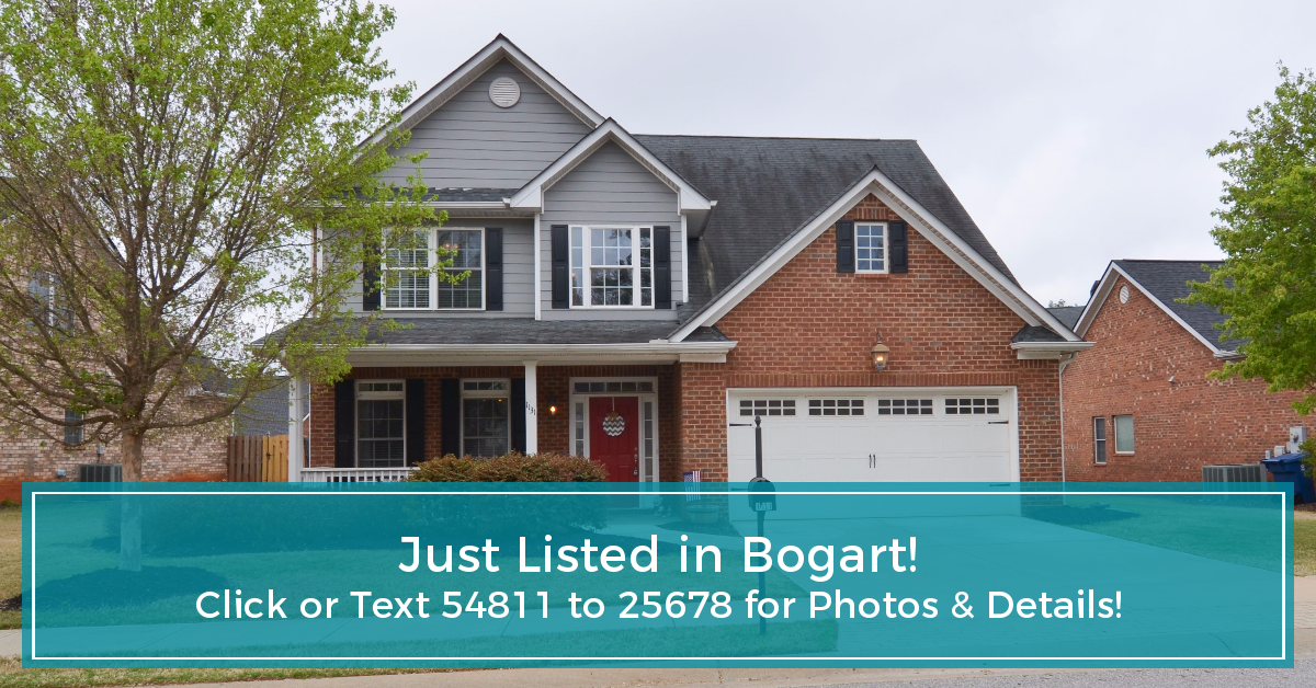 Just Listed in North Oconee!1131 Brookshire Dr